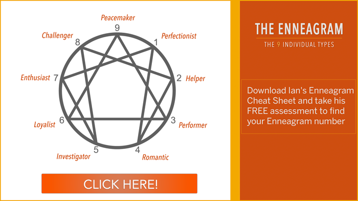 Ian Cron The 9 Personality Types And Knowing What Motivates Prospects