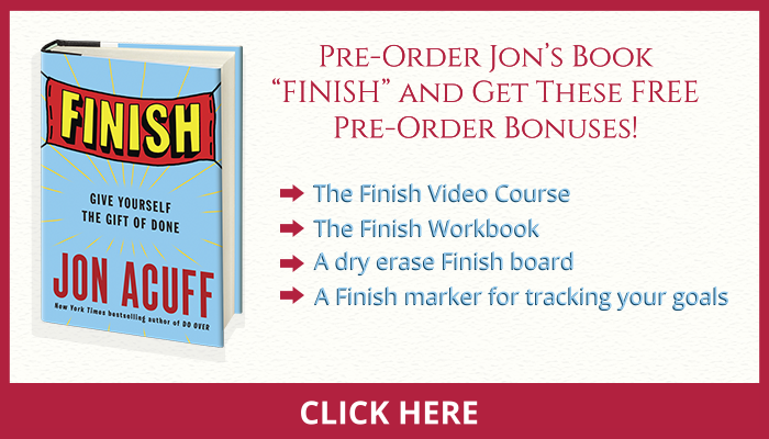 848713cf Today, I'm talking with Jon Acuff, a New York Times Bestselling author, who  for 19+ years, has been helping companies like Home Depot, Bose, ...