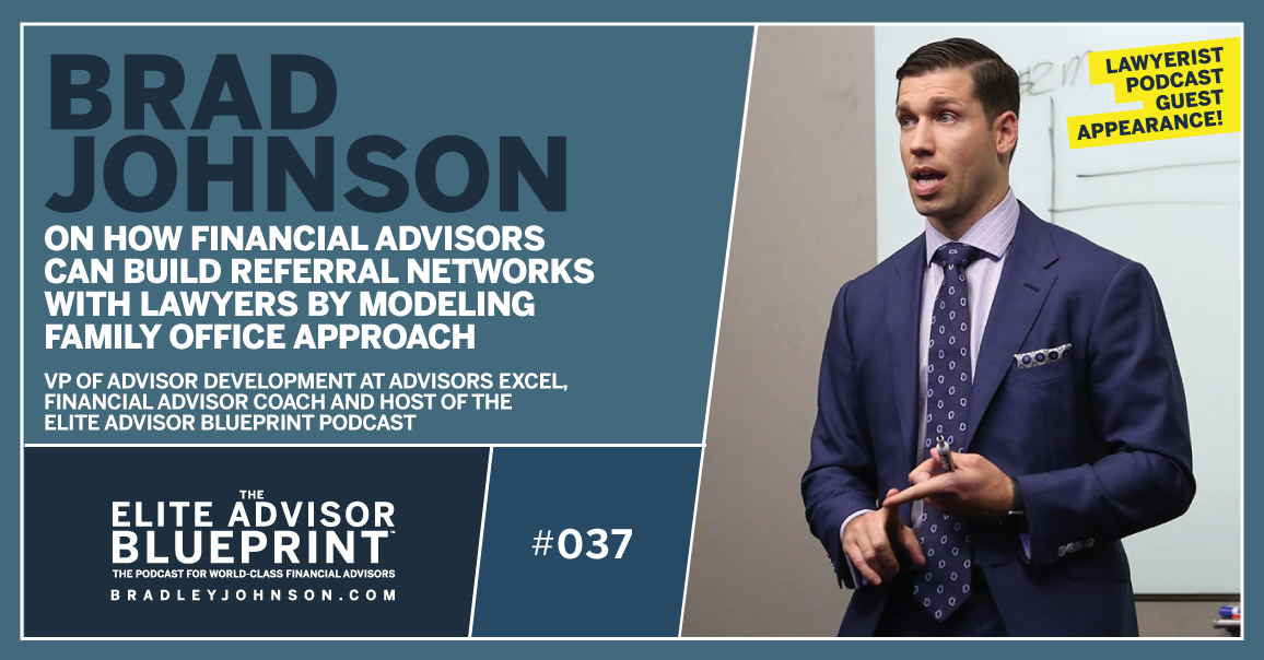 Brad Johnson - Lawyerist Podcast