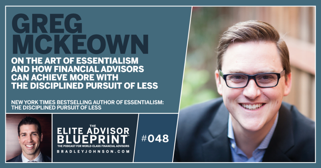 greg mckeown essentialism