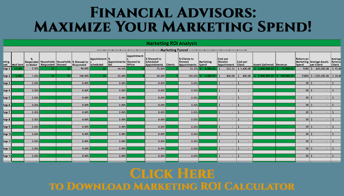 Steve Sanduski - Marketing Calculator