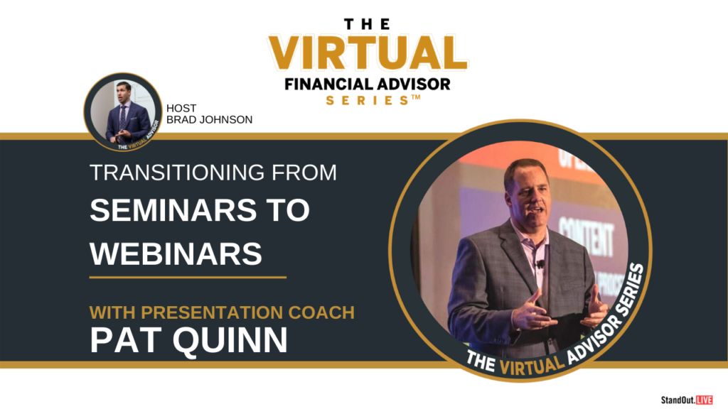 Pat Quinn Virtual Financial Advisor