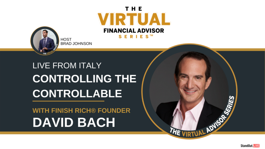 David Bach Virtual Financial Advisor