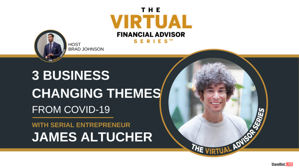 James Altucher Virtual Financial Advisor