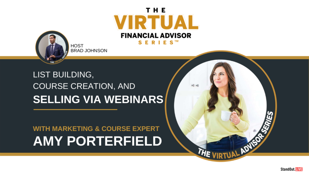 Amy Porterfield Virtual Financial Advisor