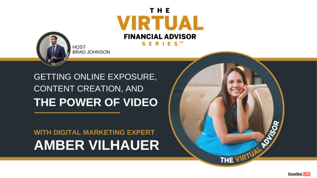 Amber Vilhauer Virtual Financial Advisor