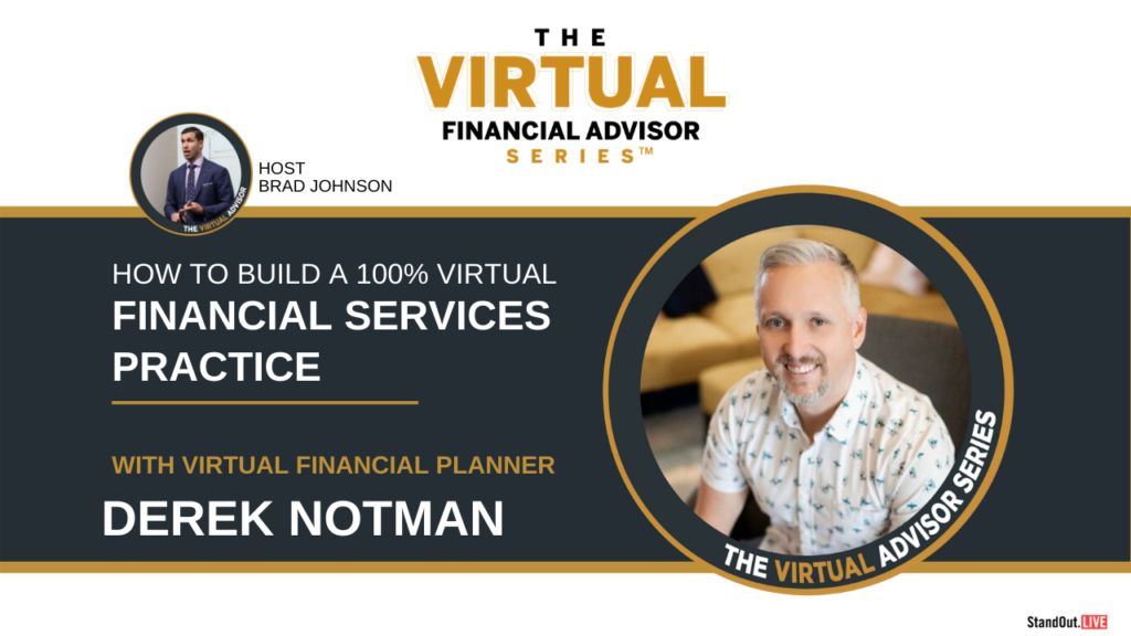 Derek Notman Virtual Financial Advisor
