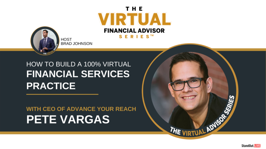 Pete Vargas Virtual Financial Advisor
