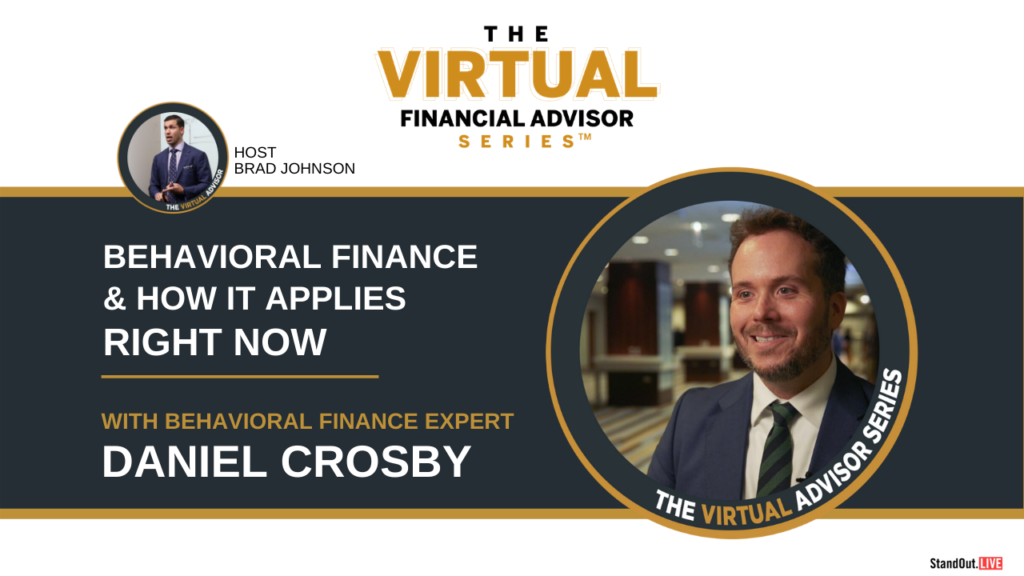 Daniel Crosby Virtual Financial Advisor