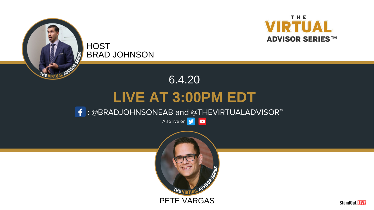 standout.live THE VIRTUAL ADVISOR - (Twitter) (1)